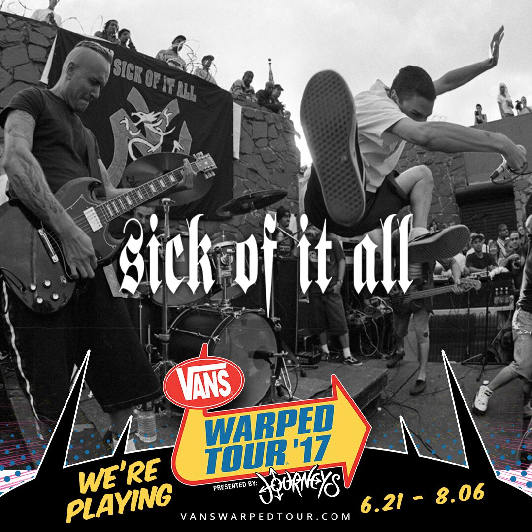 2017 Vans Warped Tour