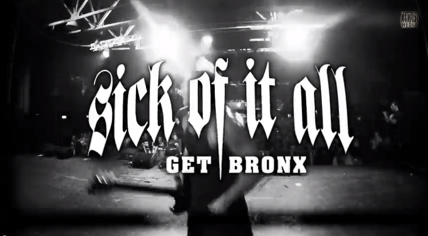 "New video ""Get Bronx"" premiered"