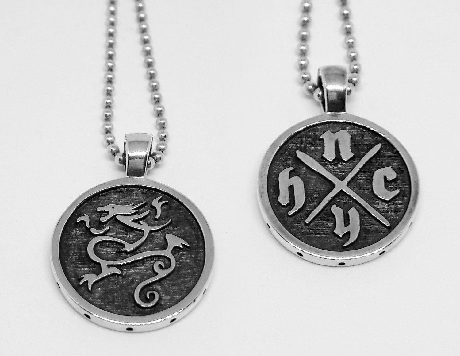 New Sick Of It All pendants are now available